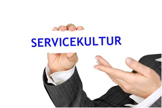 Servicekultur, Kundenservice, Service, Kundenzufriedenheit, Kundenwertschätzung, Seminar